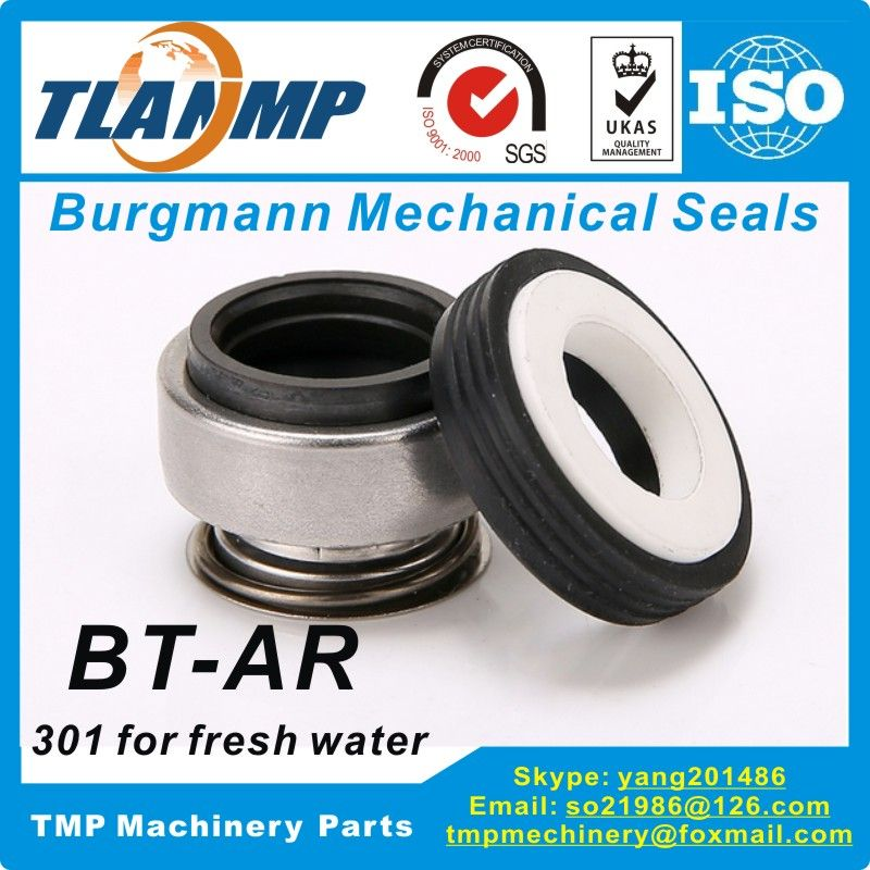 301-35 (BT-AR-35) Rubber Bellow Mechanical Seal For APV Pump (Material:Ceramic/Carbon/NBR)|Equivalent to Burgmann BT-AR Seal