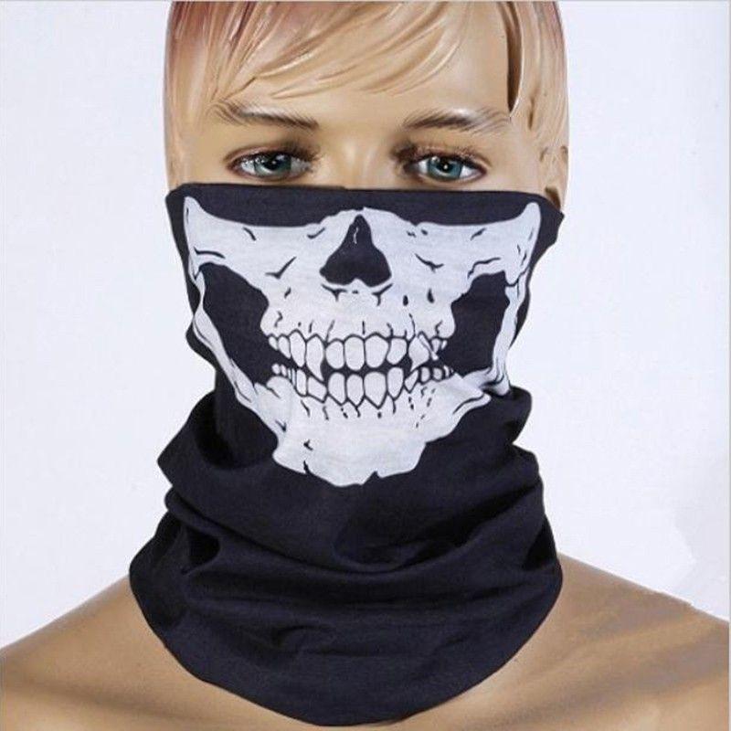 2018 для верховой езды дешевые Хэллоуин маска культовой серии Moto Мото-маска мотоциклетные платки Тушь для ресниц Moto motocicleta маска Шарф