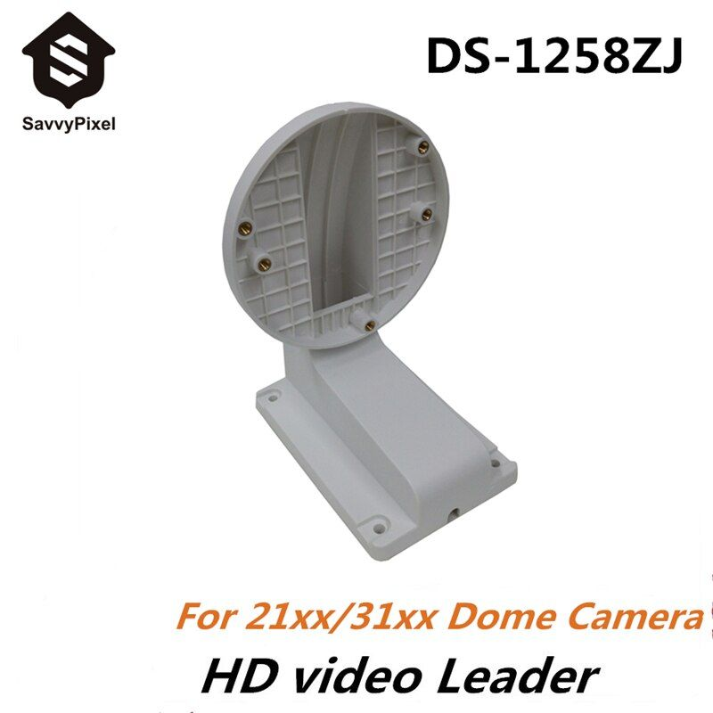 Wall Mount Bracket DS-1258ZJ For Hik DS-2CD2142FWD-I 31XX Series Dome Camera CCTV Accessories verborgen camera cable