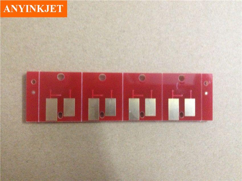Meilleur stable pour Mimaki UJF-3042 puce pour mimaki UJF 3042 puce permanent (1 set 4 couleur)