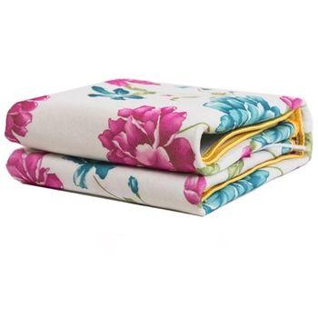 Электрическое одеяло 120*150 cmPlush двойной одеяло с подогревом безопасности Электрический одеяло толще один электрический коврик тела Теплее Н...