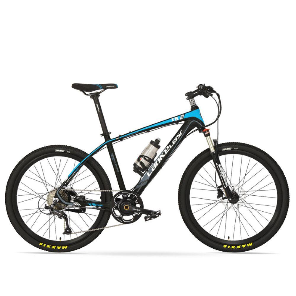 T8+ High Quality 26 Inches Cool E Bike , 6 Grade Torque Sensor System, 9 Speeds, Oil Disc Brakes, Up to 90Km Endurance 30~40km/h