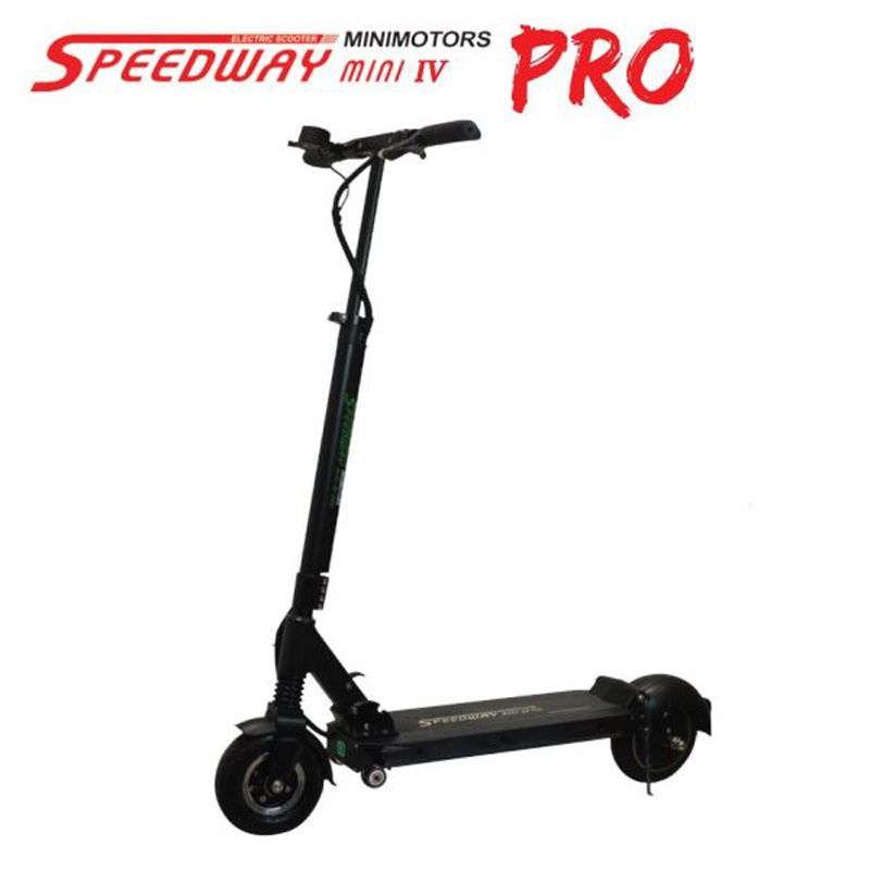 2017 48V 15.6A SPEEDWAY MINI 4 PRO BLDC HUB strong power electric scooter Speedway mini IV water proof scooter