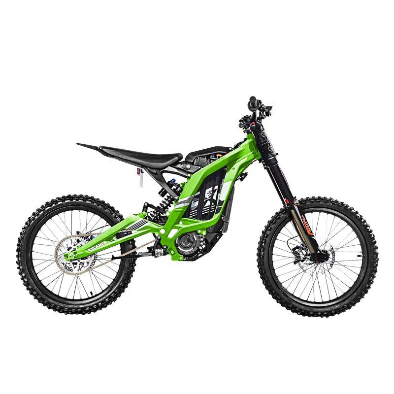 Sur-ron Licht bee X Elektrische berg motocross 60V32AH 5400w Elektrische mountainbike X version e-motor mid-motor super E-bike