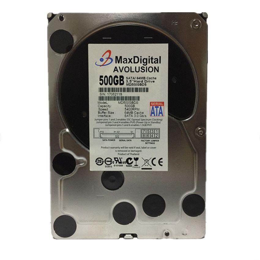 500 GB HDD SATA 3,5 zoll MaxDigital/MD500GB SATA 3,5
