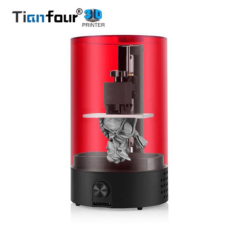 Sparkmaker New SLA 3d printer UV resin Light-Cure DLP/LCD Impresora Desktop use 405nm UV Resin pk photon anet a6 a8 prusa i3