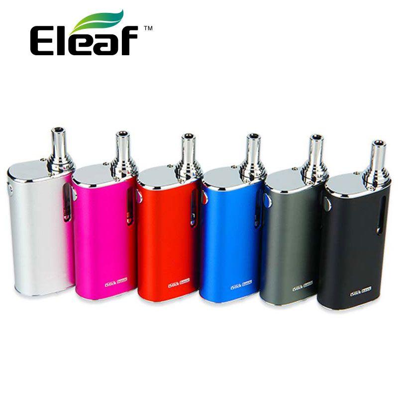 100% Original Eleaf iStick Kit de base 2300 mah batterie & gs-air 2 atomiseur 2 ml VS seulement Eleaf iStick batterie de base Mod e-cigarettes