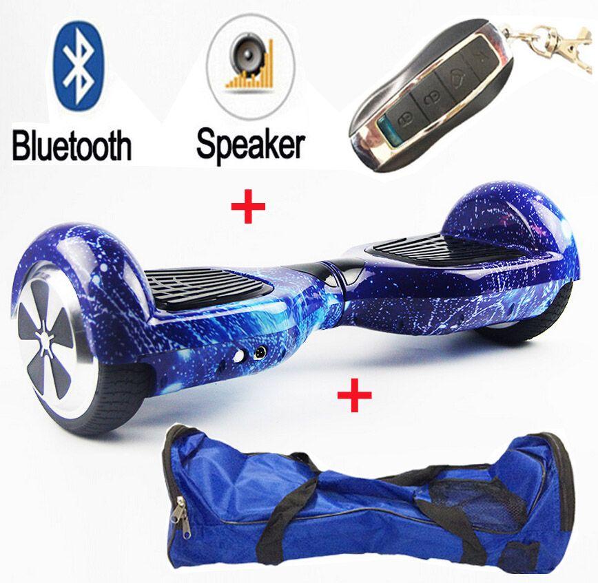 6.5 дюймов ХОВЕРБОРДА колеса hoverboard балансируя Электрический скутер баланс одноколесном велосипеде скейтборд стоя дрейф доска