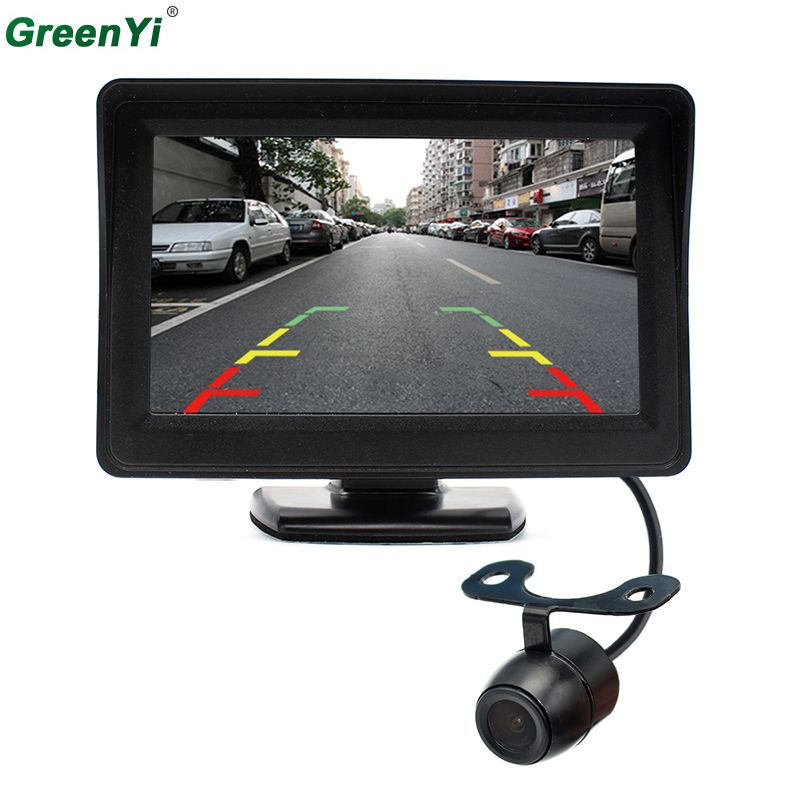 2 in 1 Car Parking Assistance System 4.3