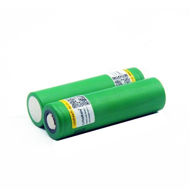 6PCS ORIGINAL 3.7V 2600mAh VTC5A rechargeable Li-ion battery 18650 Akku for Sony US18650VTC5A 35A Toys flashlight