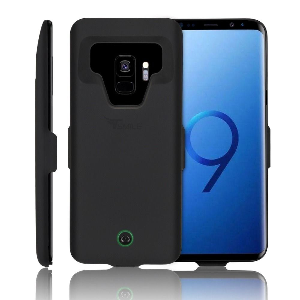 For Samsung S9 S8 A8 Battery Case ,7000mAh Portable Charging Case for Galaxy S9 Plus + Protective Ultra Slim Extended Battery