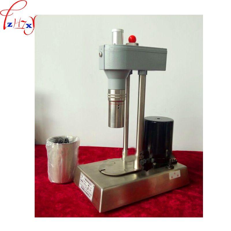Sechs-geschwindigkeit rotationsviskosimeter ZNN-D6 typ (mechanische) edelstahl sechs-geschwindigkeit rotierenden viskosimeter 220 V 1 PC
