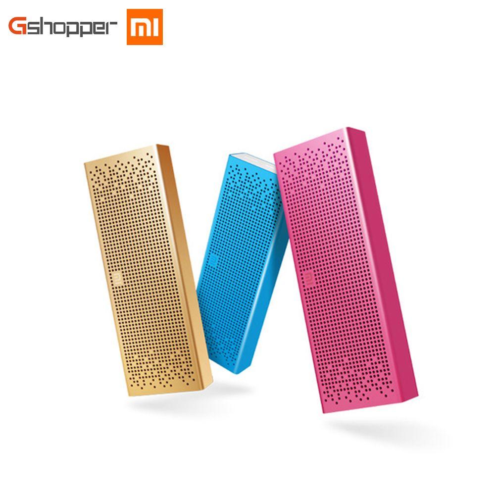 Original Xiaomi Mi Bluetooth Speaker Portable Wireless Mini Speaker Aux in BT4.0 for IPhone and Android Phones