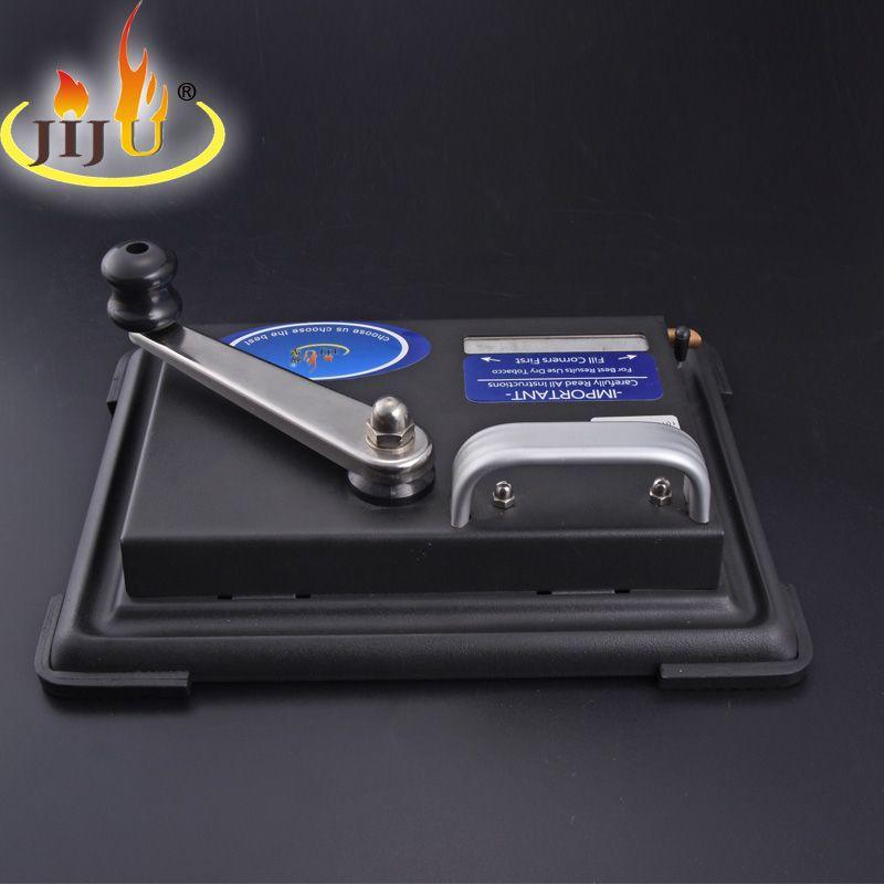 Jiju Продажа Оптом Руки полноценный сигареты подвижного табака для 8 мм станок инжектор Maker DIY jl-043b