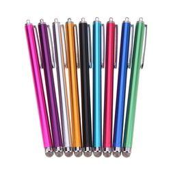 Stylus Stift 9 Farben Feine Punkt Runde Dünne Spitze Touchscreen Kapazitiven Stylus Pen Für Smartphone Tablet Für iPad Für iPhone