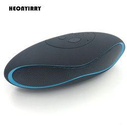 Беспроводной Bluetooth Динамик s мини Handfree громкоговоритель fm-радио с сильным тяжелый бас динамик Портативный аудиоплеер Поддержка TF карты