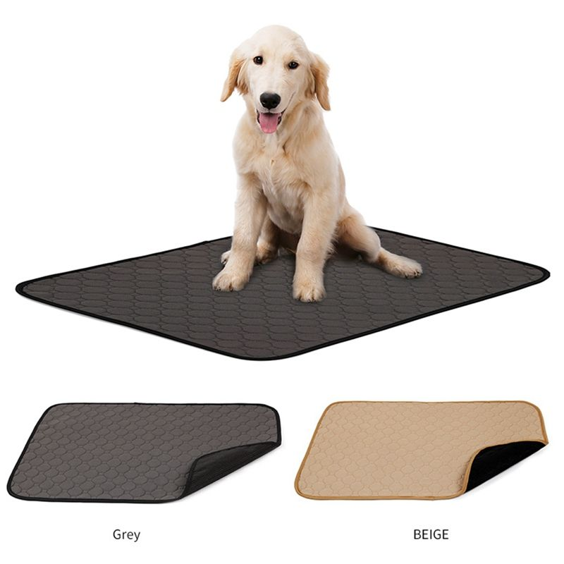 Absorbent Urine Pad Diapers Waterproof Washable Reusable Environment Protection Diaper Mat for Small Dogs, Rabbit, Cats