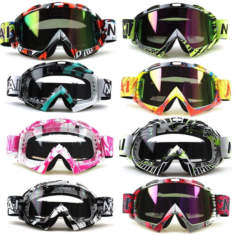 New 22 Colors Brand Ski Goggles Big Ski Mask Glasses Skiing Men Women <font><b>Snow</b></font> Snowboard Eyewear Anti-sand Windproof Breathable