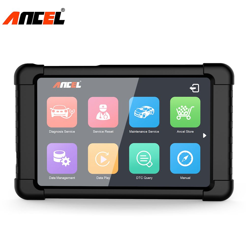 Ancel OBD2 WIFI Car Diagnostic Tool Airbag ABS Engine SRS EPB Oil Reset Immo Key Full System Diagnostic Scanner With Free Update