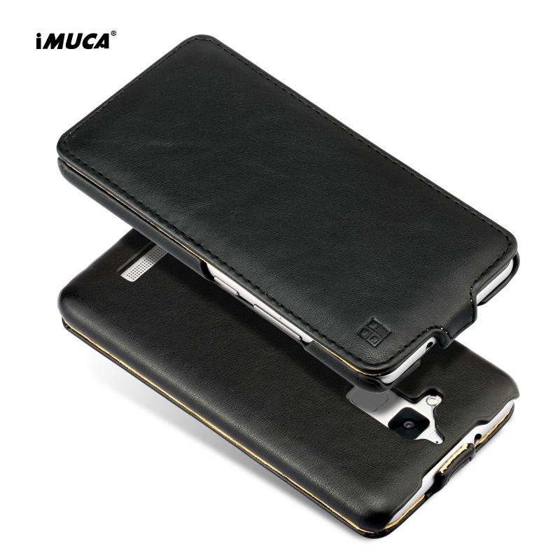 IMUCA Flip Ledertasche Für Asus Zenfone 3 Max ZC520TL Fall abdeckung 5,2 Volle Schutz Phone Cases Für Asus Zenfone 3 Max abdeckung