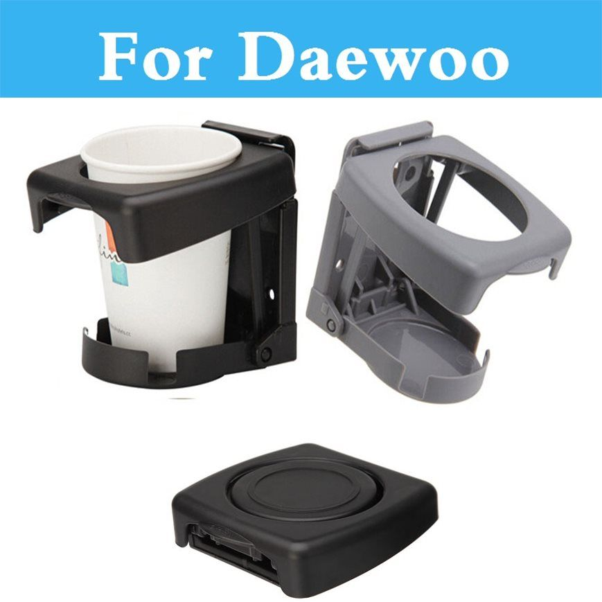 Car Air Vent Outlet Mount Cups Bottle Drinks Stand Holder Bracket For Daewoo Sens Tosca Winstorm Matiz Nexia Nubira
