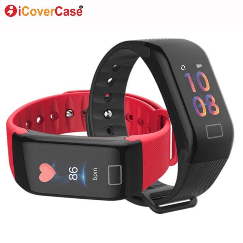 Armband Smart Uhr Armband Blutdruck Handgelenk Band Uhr IP67 Für Samsung Galaxy M30 M20 A80 A70 A60 A40 A30 a8 A6 J7 J3