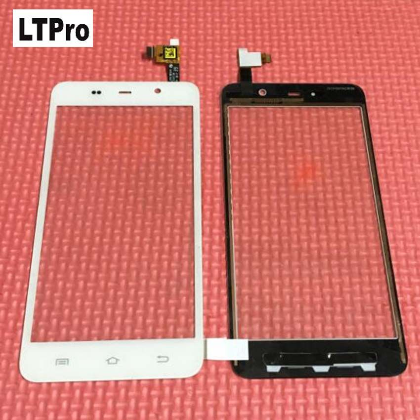 LTPro Black/White High quality working glass sensor panel digitizer touch screen For THL W200 W200S W200C phone repair parts