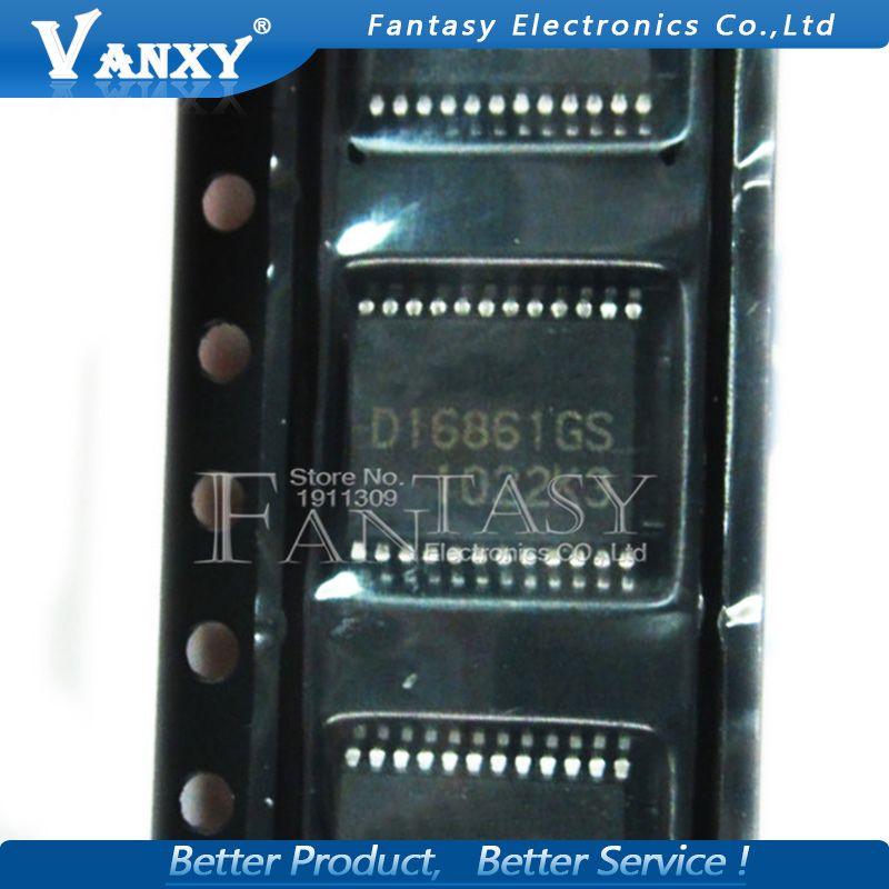 2 UNIDS SSOP24 D16861GS D16861 16861GS SSOP SMD SOP SMD envío gratis