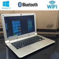 Sans frais de Port 6000 mah batterie Windows10 11.6 pouces PC ordinateur portable ordinateur portable Ultrabook En-tel Z3735F Quad core 2G 32G MEM caméra