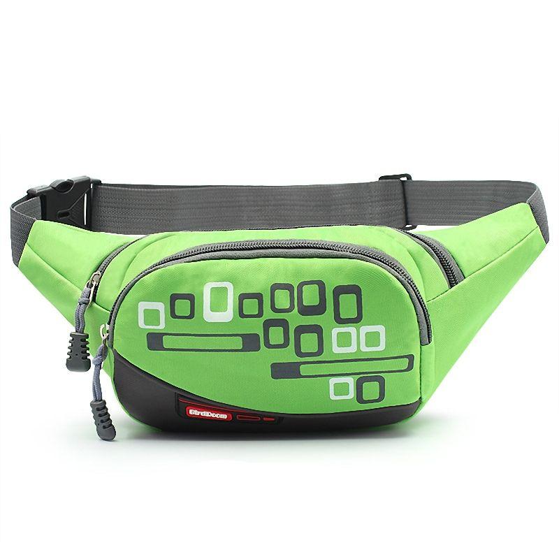 2016 Nouveau Extérieure Courir Sacs Étanche Tissu Oxford Polyvalent Taille Sacs pour Vélo Escalade Voyage Sport Packs