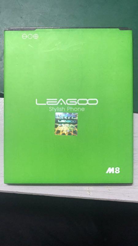 Leagoo M8 Batterie 3500 mAh 100% Ursprüngliche Qualitätsbatterie Ersatz zubehör Für Leagoo M8 Handy