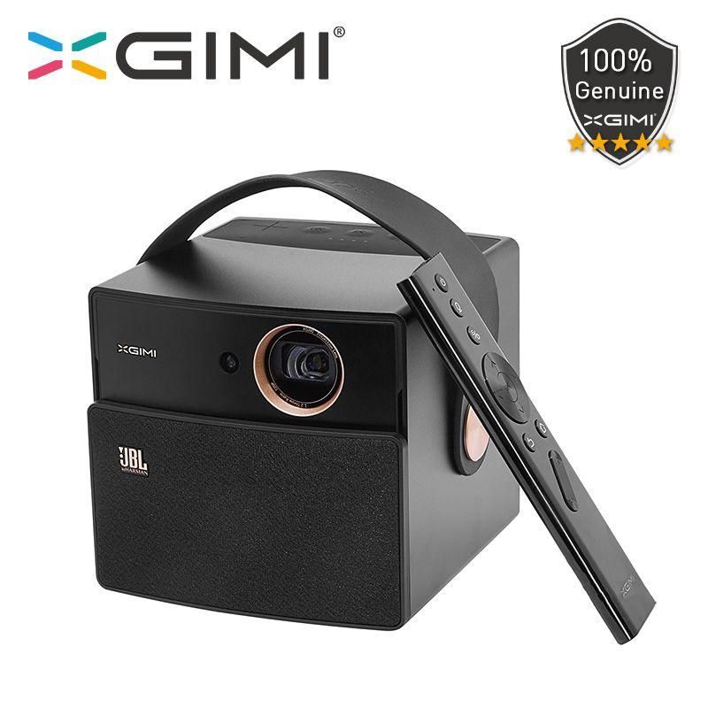 XGIMI CC Aurora Dark Knight DLP Tragbare Projektor Wifi Bluetooth 3D Shutter Android Unterstützung Heimkino 4 K HD Video projektoren