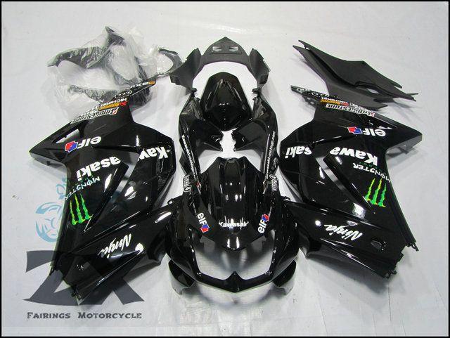 Fairings for Kawasaki 250R kit Ninja ZX 250 2008 2009 2010 2011 2012 2013 2014 EX250 08 - 14 fairing kits SUK 2505