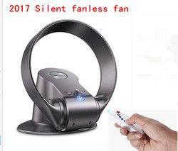 110/220 V haute qualité stepless vitesse ultra-silencieux no leaf fan accueil télécommande peut être plié ventilateur se pliant 12 pouce