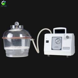 150mm Vacuum Desikator Jar Pengering Dessicator Laboratorium, Peralatan Untuk Laboratorium Lab Pengeringan Vakum Penyimpanan