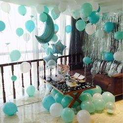 Воздушный шар из гранулированного латекса воздушные шары надувные свадебные воздушные шарики Дети День Рождения декоративные шары 30 шт./па...