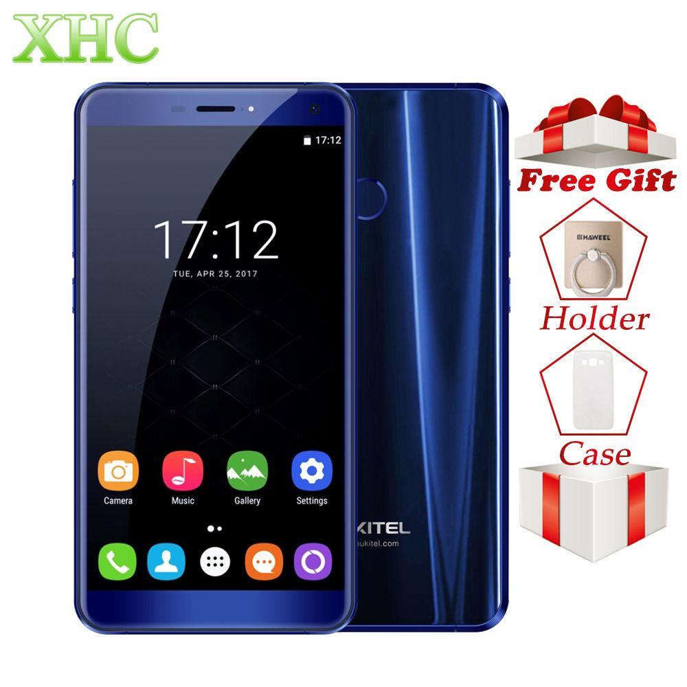 4G OUKITEL U11 Plus Android 7.0 Smarphone RAM 4GB ROM 64GB MTK6750T Octa Core Dual SIM 5.7
