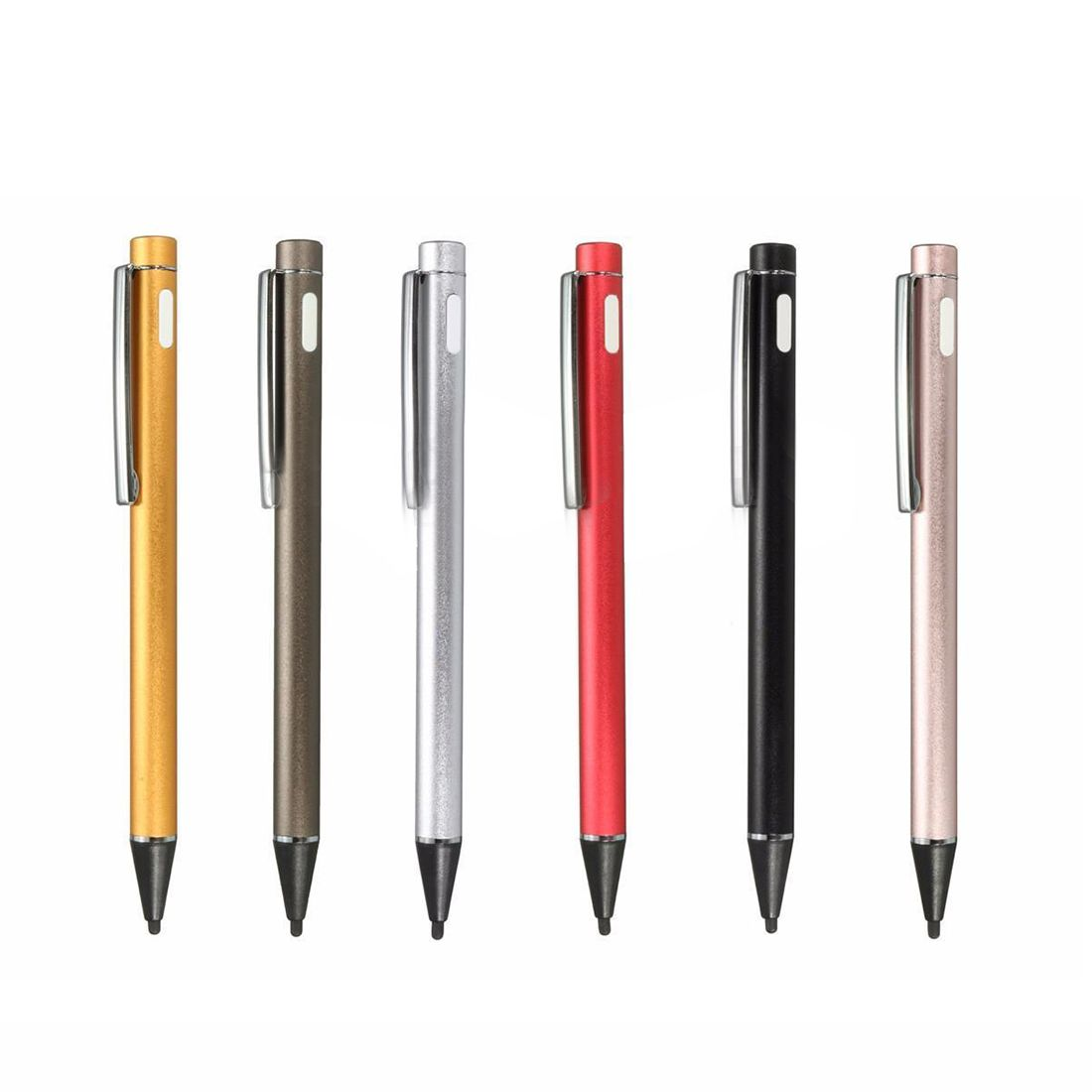 2.0mm Capacitive Active Touch Pen Stylish Painting Pens Rechargeable