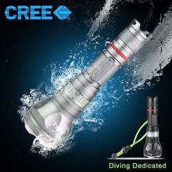 Senter Selam Cree Q5 XML LED Light Lampu 120 M 3300LM 5 Switch Mode Obor 18650 Flash Lampu Lanterna untuk menyelam Berkemah