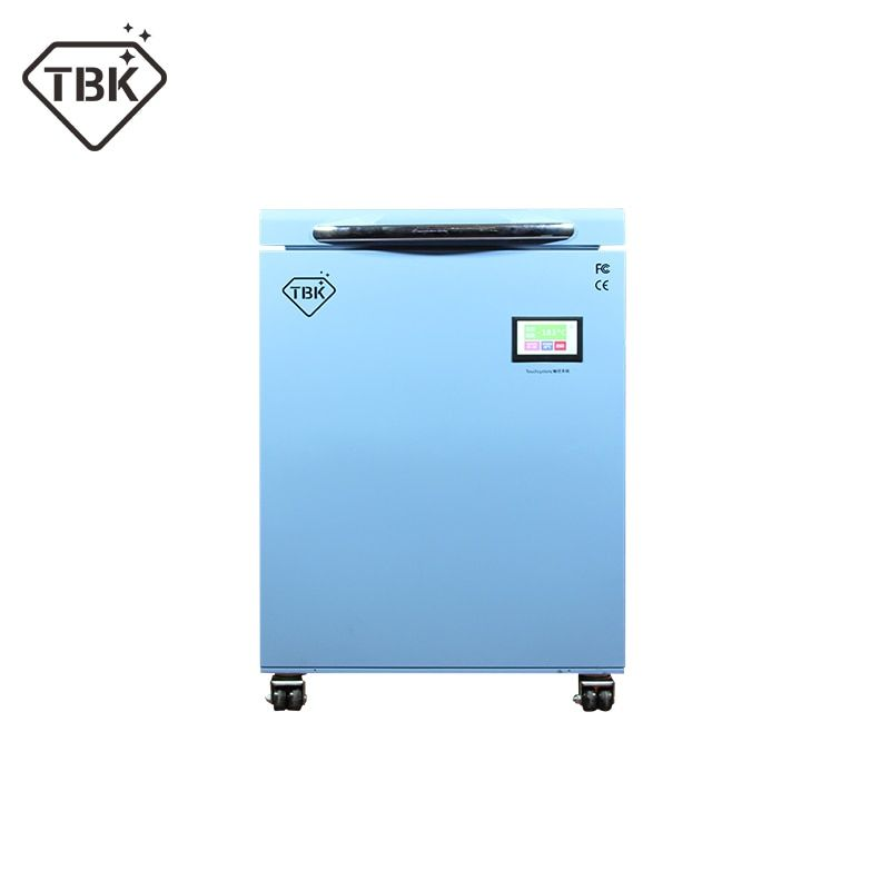 TBK-588 Professional Mass -190C LCD Touch Screen Freezing Separating Machine LCD Panel Frozen Separator Machine for edge