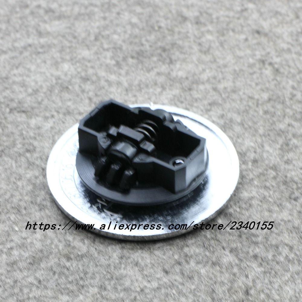 Dark Blue Hood Emblem Badge For Mercedes w124 w140 w163 w202 w203 w204 w210 w211 57mm A2048170616 hight quality