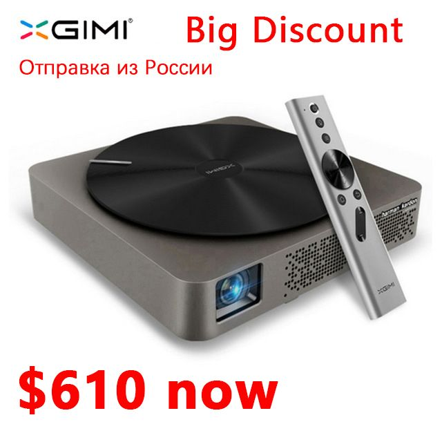 mini portable xgimi Z4 aurora smart home theatre wifi projectors full hd led DLP support 1080P 3d Tv cinema for maltimedia