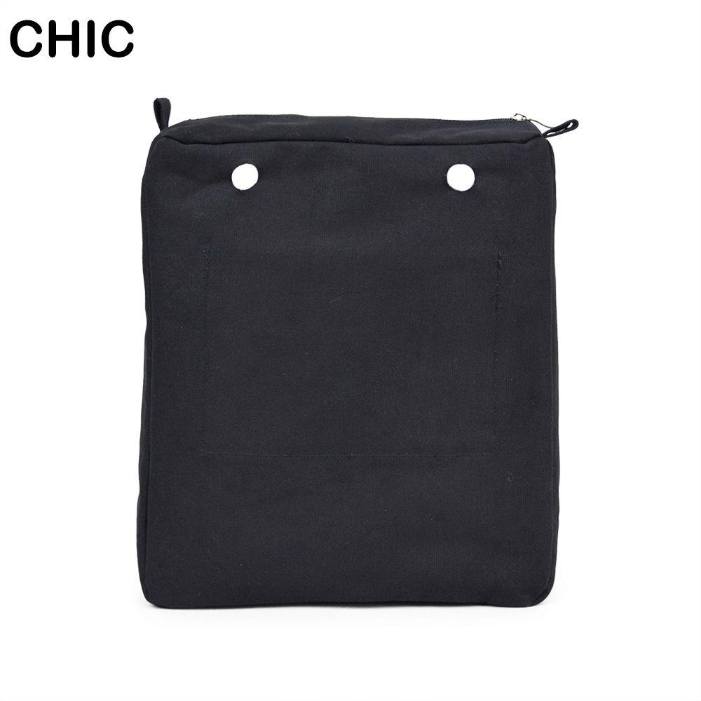 Новый холст вставить тела вставка для o Chic подкладка Холст водонепроницаемый внутренний карман для obag ochic