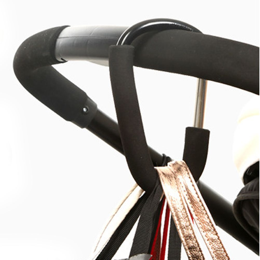 Алюминий Детские коляски Крючки высокое качество кнопку карабин Хозяйственные сумки каретки Крючки коляска Сумки перевозчика крюк клип