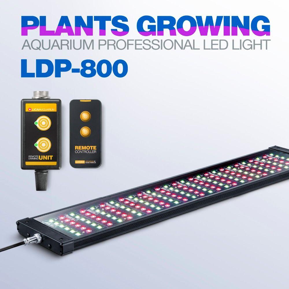 LICAH AQUARIUM PLANT LED LIGHT LDP-800 Free Shpping