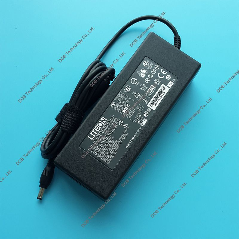 Adapter ladegerät 135 watt 19 v 7.1a für acer aspire 1500 9920 5010 9920g extensa 2000 2500 travelmate 2000 2500 für asus z8100 a4000