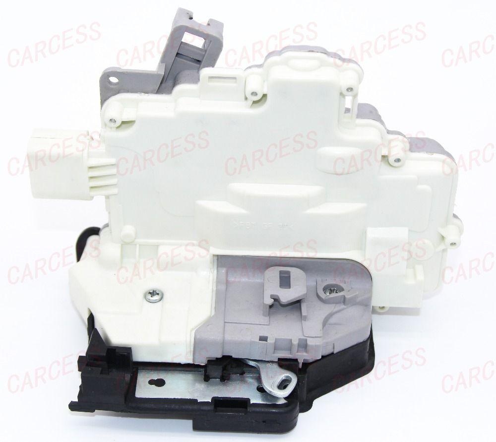 3C4839015A C4 839 015A задний левый Центральный замок Привод механизма пригодный для VW Passat B6 Skoda Superb A4 A5 q5 Q7 TT 8 контактов