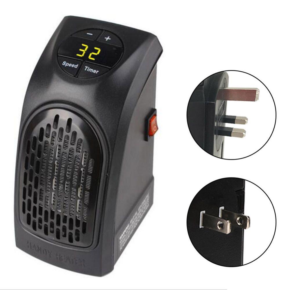 Стены-на выходе Электрический удобный портативный нагреватель Электрический подогреватель/плитой из нержавеющей стали ручной теплее горя...