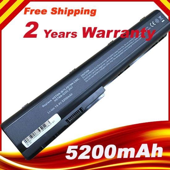 Laptop Battery for HP Pavilion DV7 DV8 Series HSTNN-C50C HSTNN-DB74 HSTNN-DB75 HSTNN-IB75 HSTNN-OB75 HSTNN-Q35C HSTNN-XB75