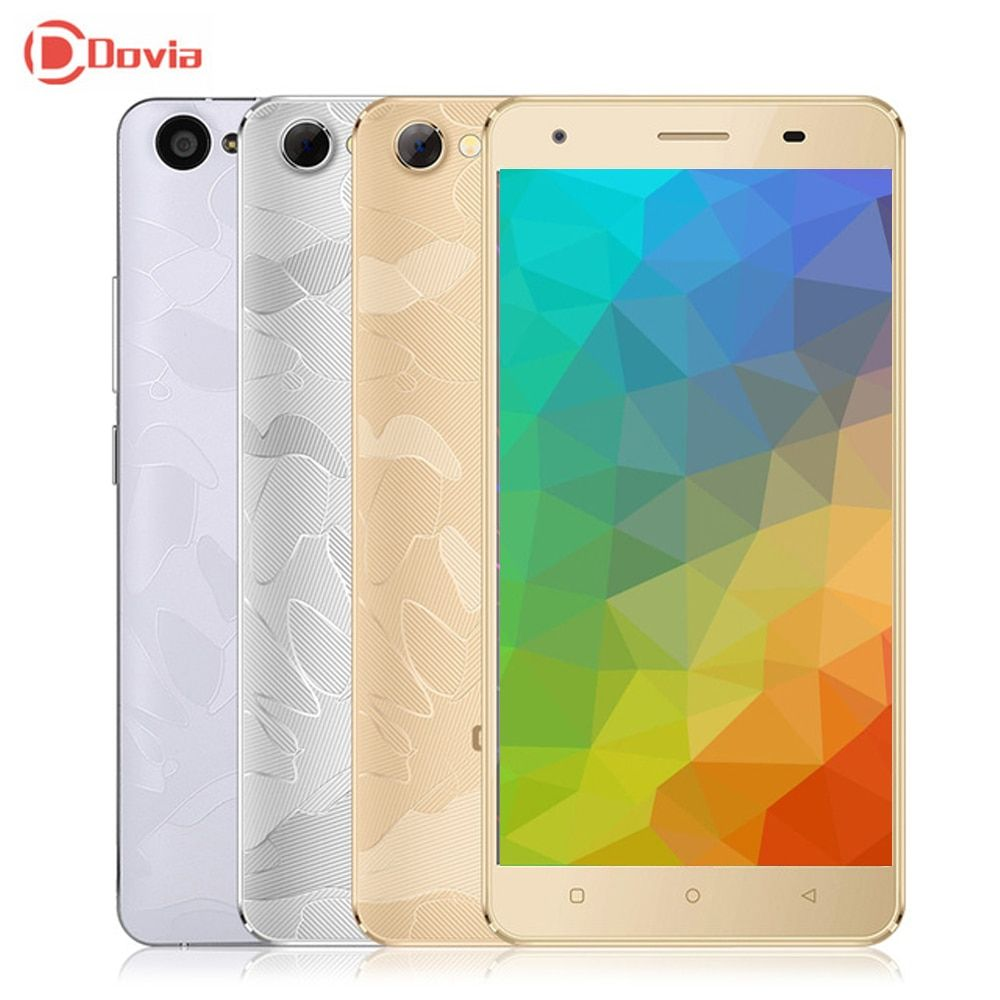 <font><b>OUKITEL</b></font> C5 Pro 4G Mobile Phone 5.0Android 6.0 2000mAh MTK6737 1.3GHz Quad Core 2GB RAM 16GB ROM Dual Cameras Unlocked Cellphone